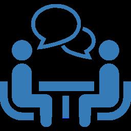 他の受講生と交流できるオンラインコミュニティ